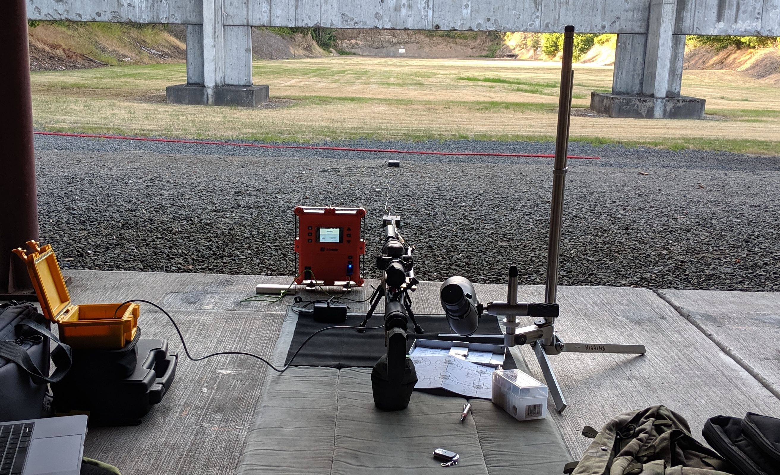 Set up for the 6.5mm Creedmoor bolt-action